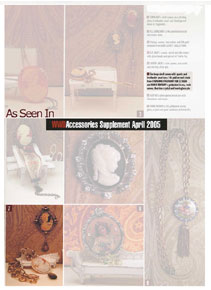 WWD Accessories Supplement, April 2005